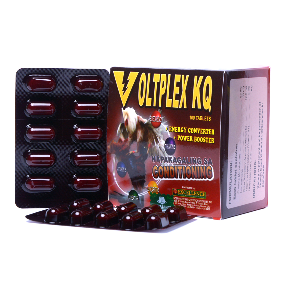 VOLTPLEX KQ – Excellence Poultry and Livestock Specialist, Inc